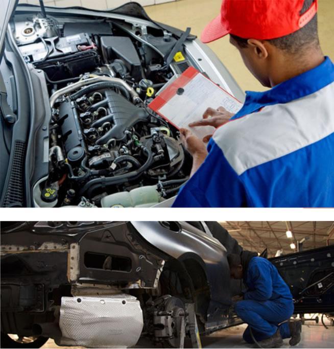 Auto repairs and diagnostics